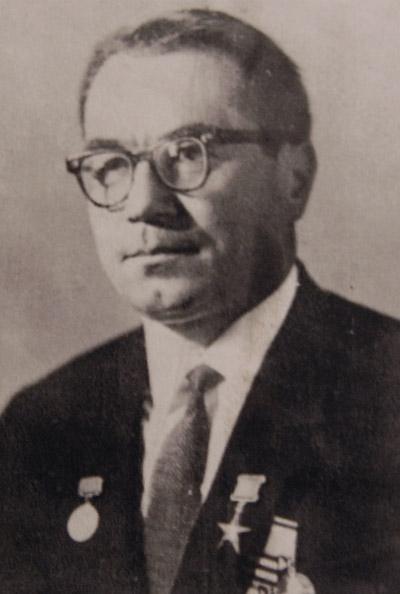 Владимир Александрович Малых