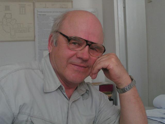 Владимир Георгиевич Шкарпетин