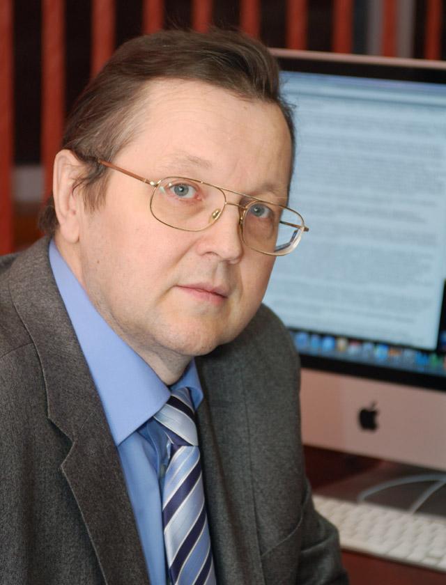 Владимир Николаевич Савин