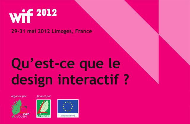 Международный фестиваль интерактивного веб-дизайна «Webdesign Interactive Festival»