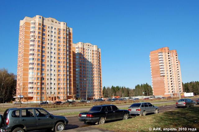 Микрорайон «Зайцево» в Обнинске