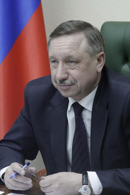 Александр Дмитриевич Беглов
