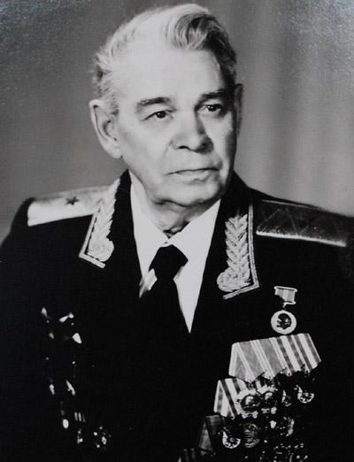 Александр Фёдорович Наумов