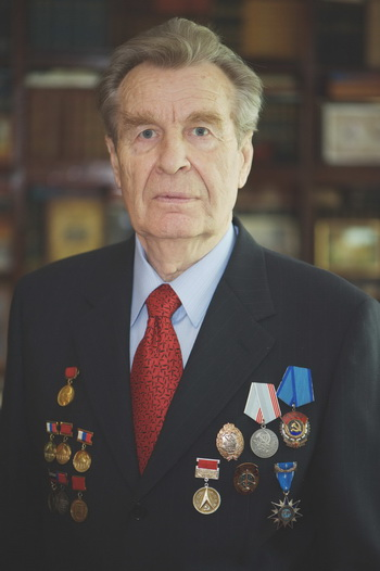 Александр Гавриилович Ромашин
