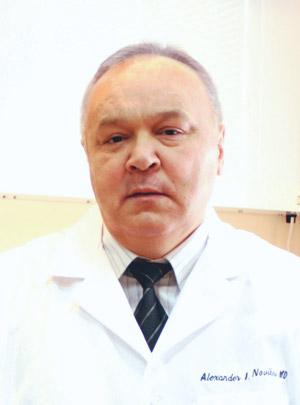 Александр Иванович Новиков
