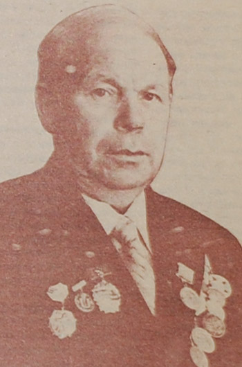 Александр Иванович Новожилов