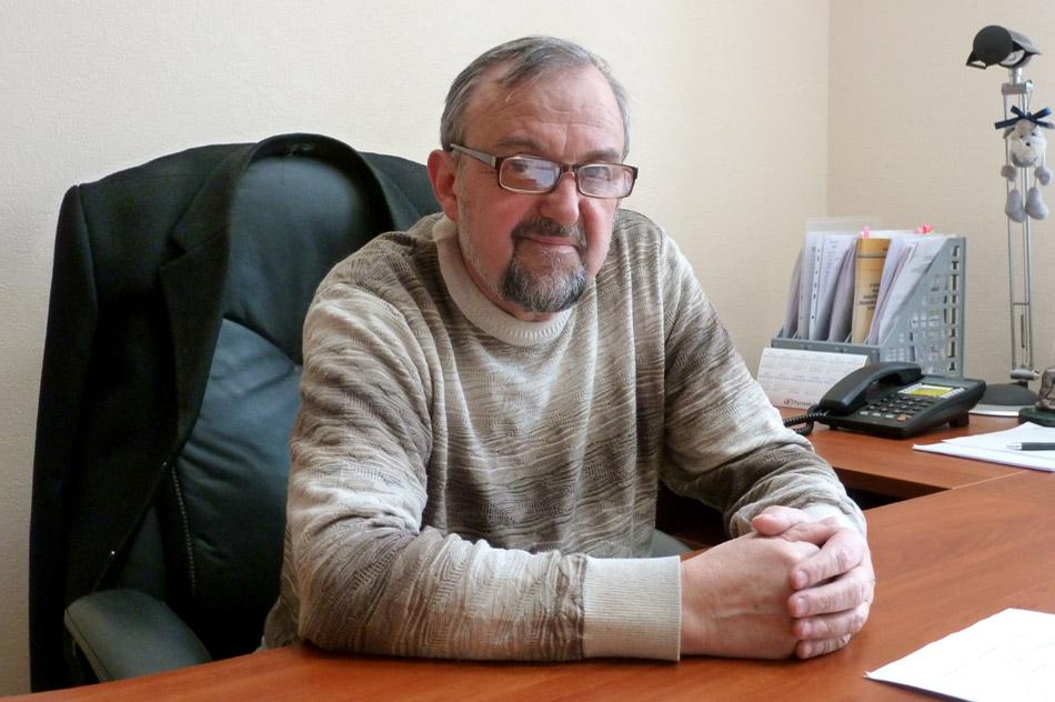 Александр Иванович Тюрин