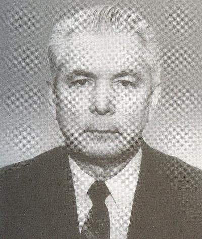 Александр Семёнович Саенко