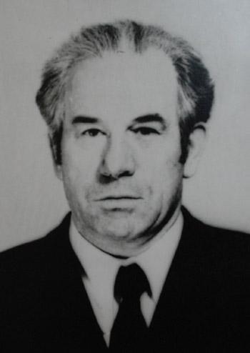 Александр Тихонович Ненахов