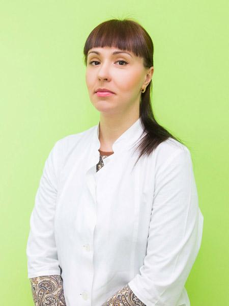 Александра Александровна Медведева