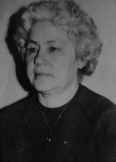 Александра Ивановна Майстришина