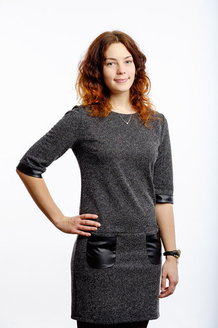 Александра Сергеевна Сарычева