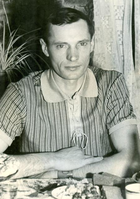 Алексей Иванович Власов в возрасте 25 лет