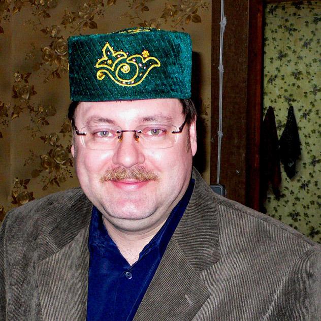 Алексей Викторович Червяков