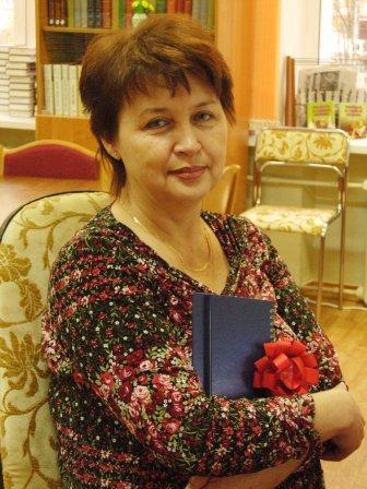 Алевтина Ивановна Зезина