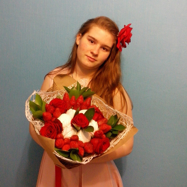 Алина Сергеевна Молькова