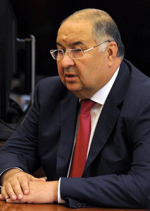 Алишер Бурханович Усманов