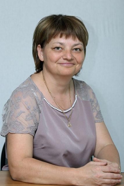 Алла Ивановна Зуева