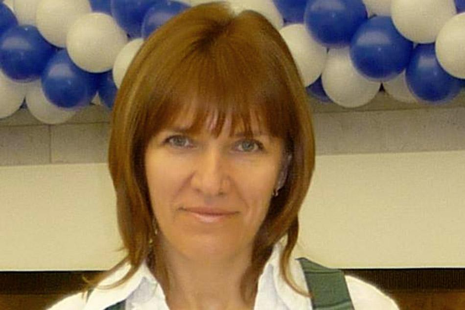 Алла Казимировна Рубченко