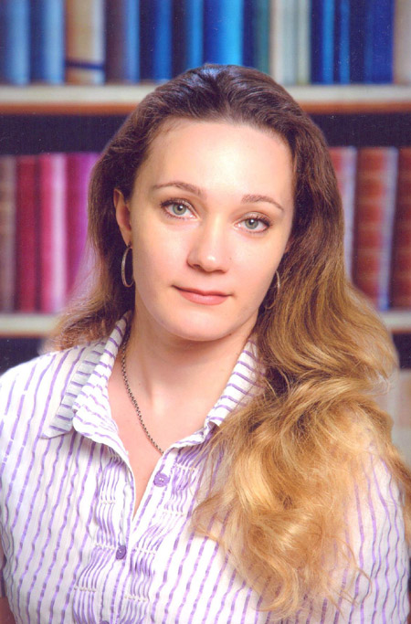 Анастасия Анатольевна Останина