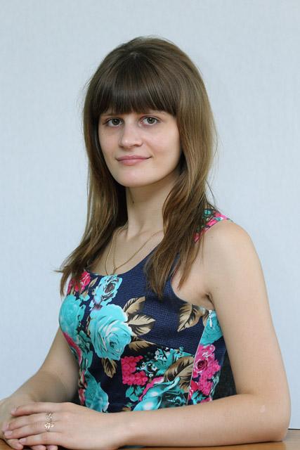Анастасия Николаевна Титкова