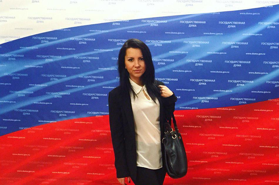 Анастасия Владимировна Кучурян