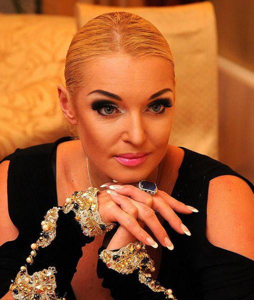 Анастасия Юрьевна Волочкова