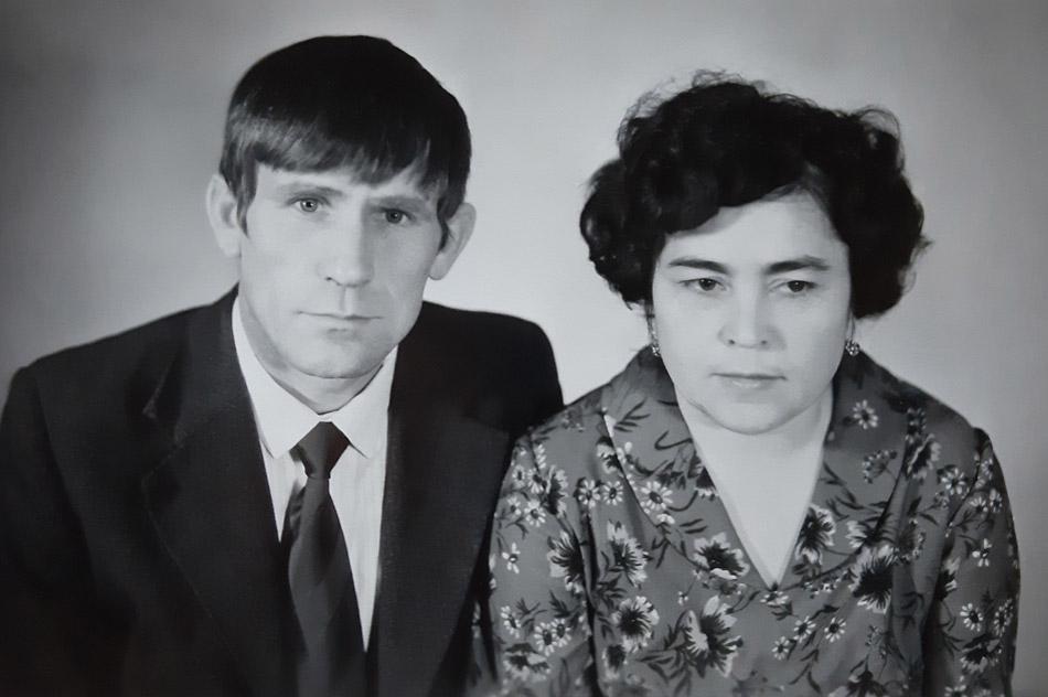 Анатолий Николаевич Петухов и Рузеля Габдуловна Петухова