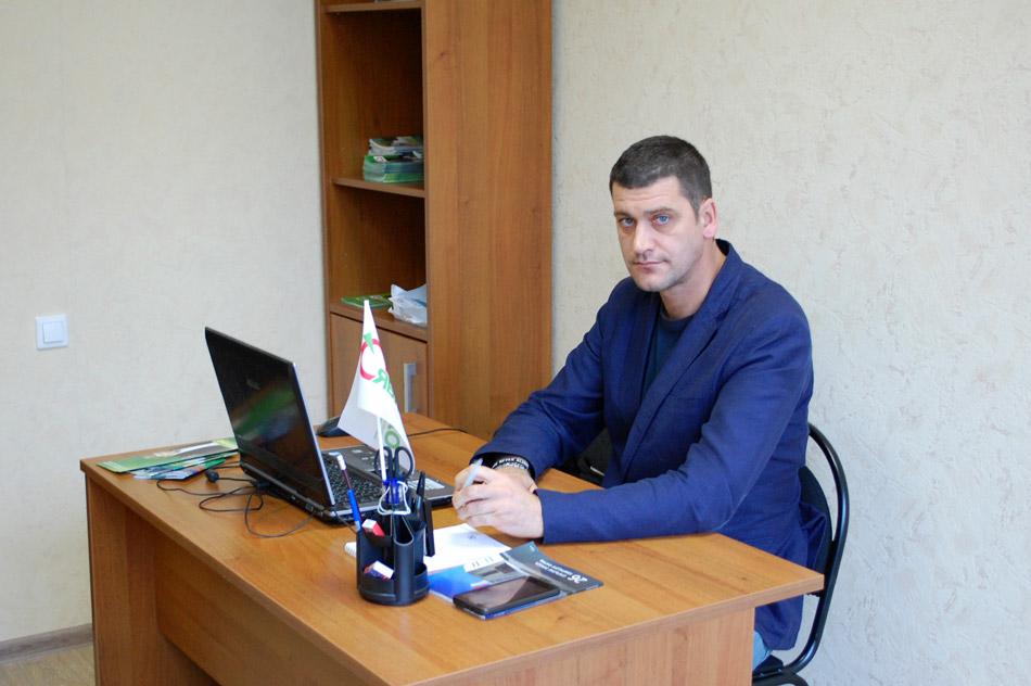 Андрей Геннадьевич Борлюк