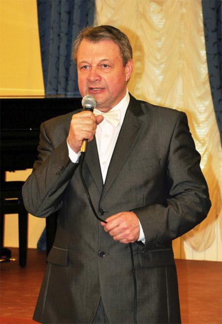 Андрей Владимирович Луговой