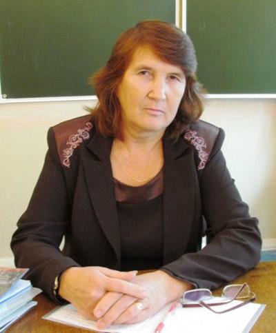 Анна Николаевна Рахманина