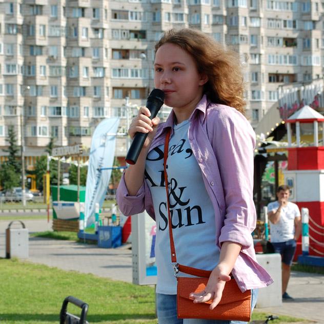 Анна Павловна Дудова