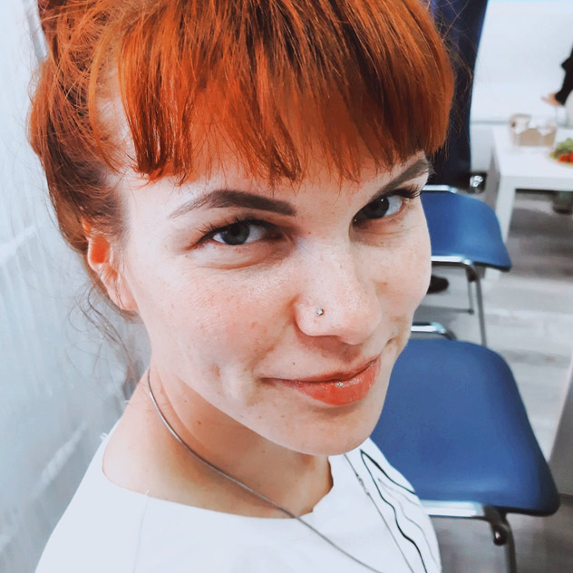 Анна Васильевна Белобородая