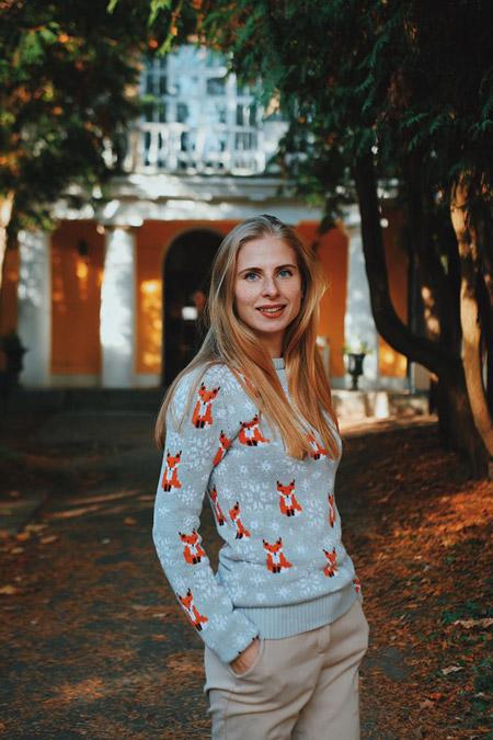 Анна Владимировна Болдырева