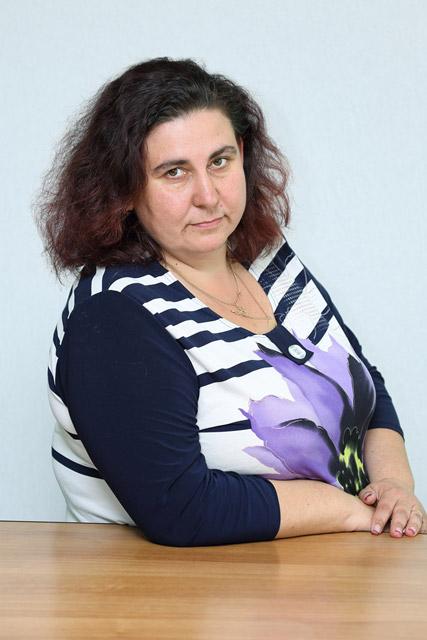 Анна Юрьевна Никитина