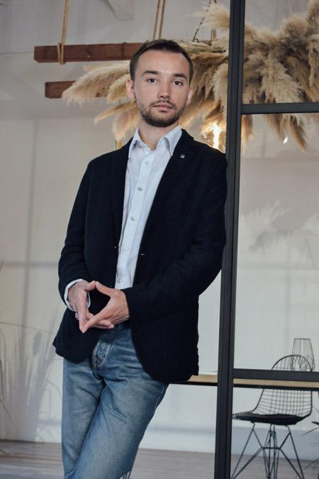Антон Алексеевич Иванов