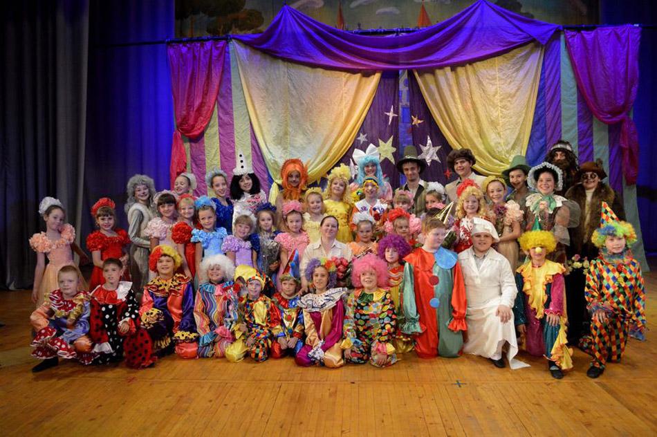 Театр танца «Антре» в городе Обнинске