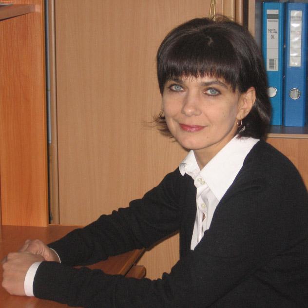 Анжела Михайловна Щербакова
