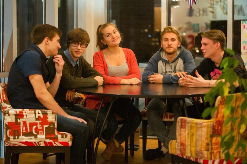 Музыкальная группа «Аритмия» в городе Обнинске
