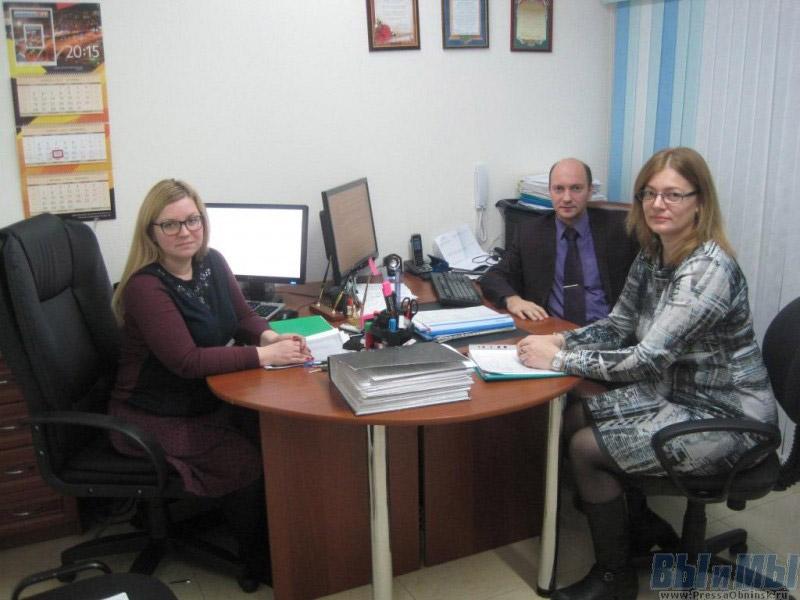 Команда юридической компании «Астрея» в городе Обнинске