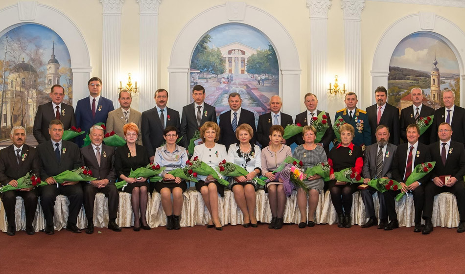 15 октября 2015 года Александр Александрович Авдеев был награждён медалью «За особые заслуги перед Калужской областью» II степени.