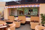 Французское кафе «Авеню де Париж» (Avenue de Paris) в городе Обнинске