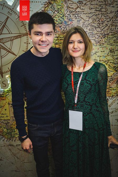 Аяз Рифатович Шабутдинов и Венария Василовна Белослудцева