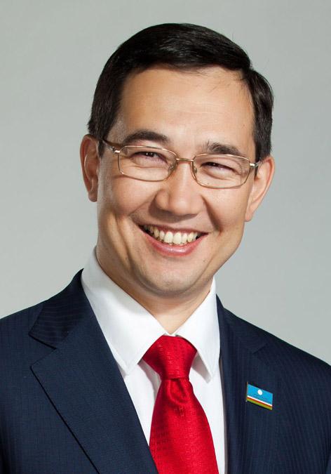 Айсен Сергеевич Николаев