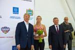 Торжественная церемония открытия «Центра пляжного волейбола» в городе Обнинске