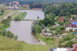 Белкинские пруды в пригороде Обнинска