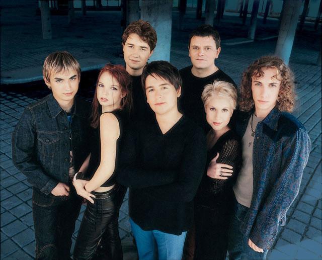 Музыкальная группа «Берингов пролив» (Bering Strait) в городе Обнинске