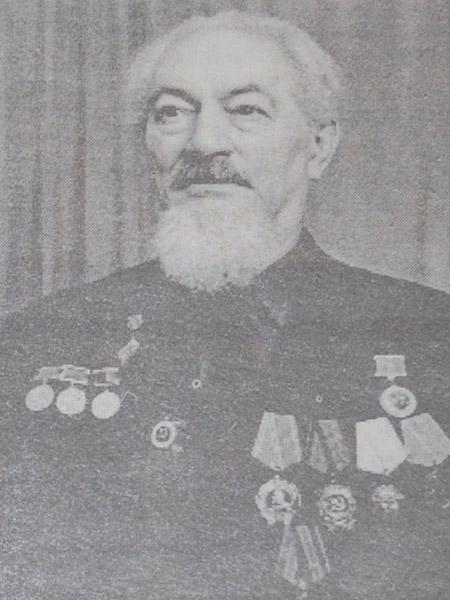 Борис Григорьевич Дубовский
