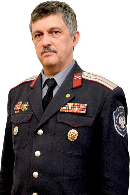 Борис Васильевич Комисаренко