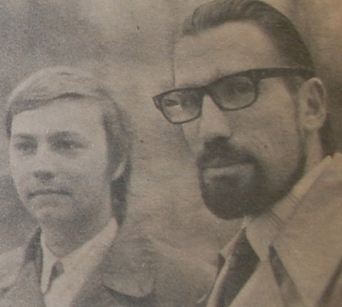 Борис Васильевич Лейхнер и Давид Абрамович Гонюх